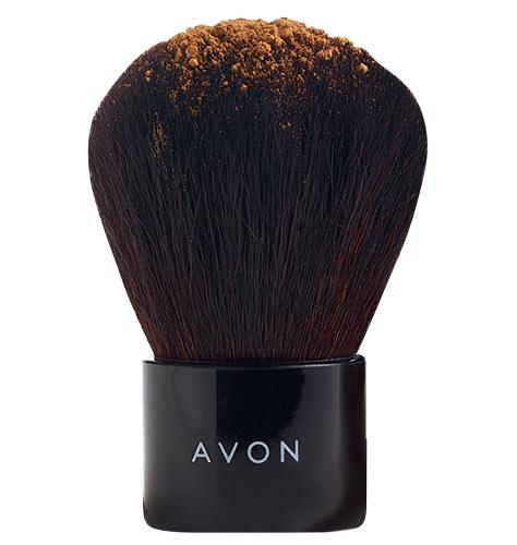 Кисточка для макияжа лица