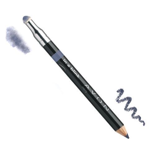 Двухстороннее средство для макияжа: тени и карандаш для век