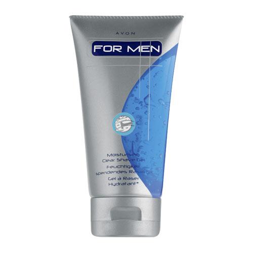 Увлажняющий гель для бритья для мужчин