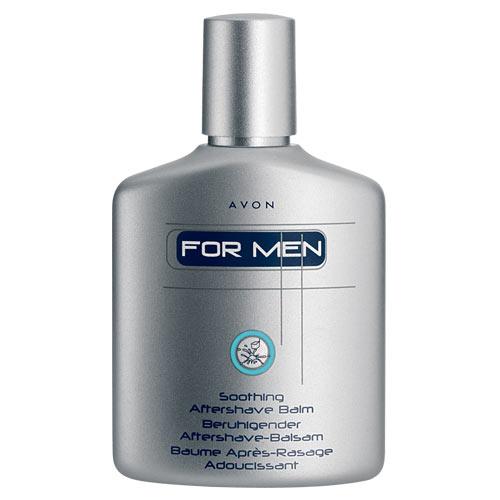 Успокаивающий бальзам после бритья для мужчин