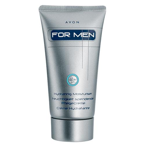 Интенсивный увлажняющий крем для мужчин