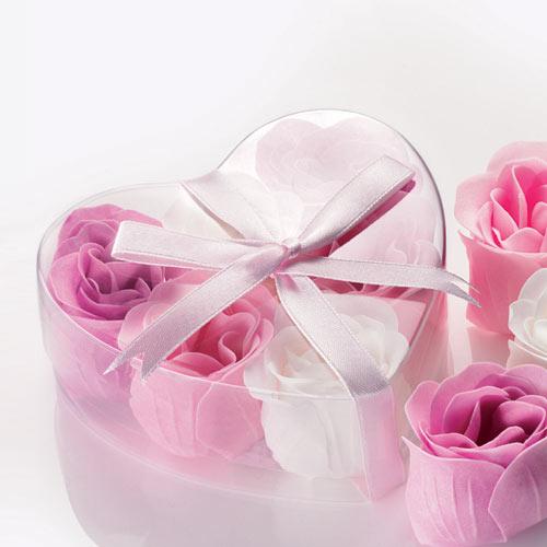 """Мыло """"Розовый букет"""" в наборе"""
