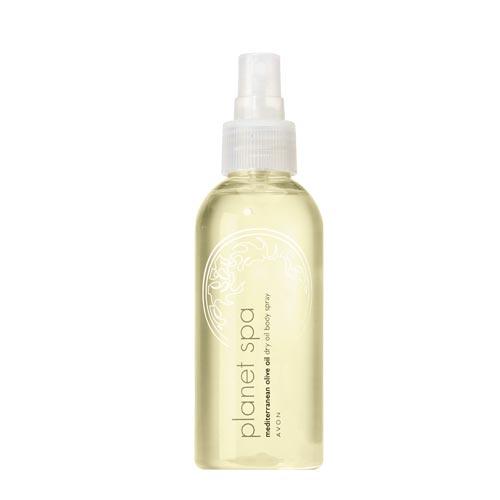 Увлажняющее масло-спрей для тела с оливковым маслом «Средиземноморский курорт»